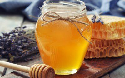 Honey in a jar with Phytonutrients from Seven Gables Farm va